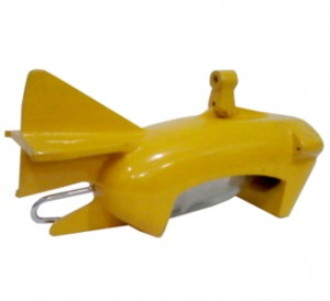 Amostrador de Sedimento em Suspensão 2g
