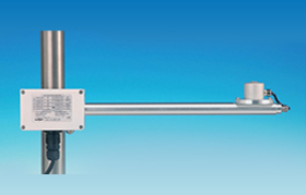Sensor de Radiação Solar_Piranômetro de Segunda Classe_DPA860_REV01_2013