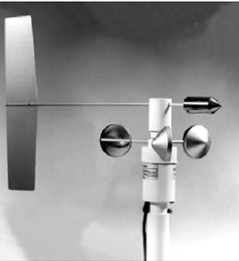 Sensor de Velocidade e Direção do Vento 034B